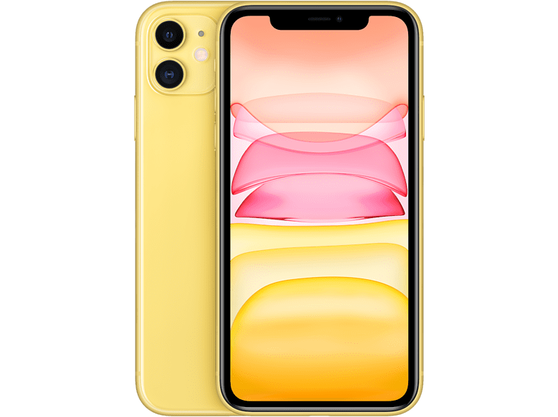 APPLE iPhone 11 128 GB Yellow (MWM42ZD/A)