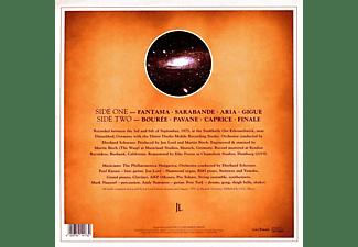 Jon Lord - SARABANDE  - (Vinyl)
