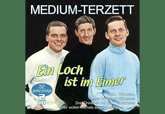 Medium Terzett - Ein Loch Ist Im Eimer-32 Große Erfolge  - (CD)