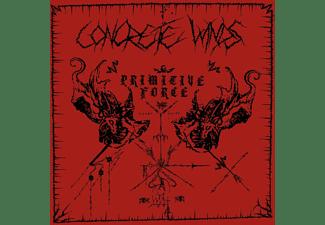 Concrete Winds - Primitive Force  - (CD)