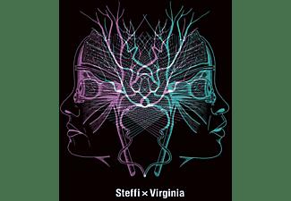 Steffi X Virginia - Work A Change (2x12'')  - (Vinyl)