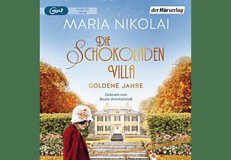 Various - Die Schokoladenvilla - Goldene Jahre  - (MP3-CD)