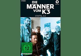 DIE MÄNNER VON K3 3.3STAFFEL DVD
