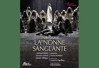 Michael Spyres, Vannina Santoni, Marion Lebègue, Insula Orchestra, Accentus - La Nonne sanglante [Blu-ray]  - (Blu-ray)