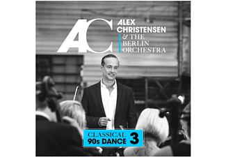Alex Christensen & The Berlin Orchestra - Classical 90s Dance 3  - (CD)