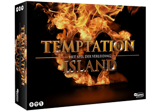 JUST FORMATS Temptation Island - Bordspel