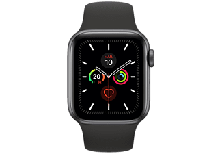 APPLE Watch Series 5 - Boîtier aluminium 40mm Space Gray