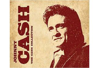 Johnny Cash - The Cash Collection CD