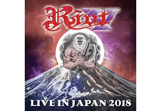 Riot V - Live In Japan 2018 (Blu-ray/2CD)  - (CD + Blu-ray Disc)
