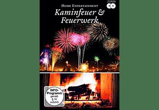 Kaminfeuer & Feuerwerk DVD