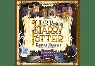 Beck Rufus - (3)Harry Potter Und Der Gefangene Von Askaban (SA)  - (CD)