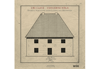 Uri Caine, Concerto Köln - Diabelli Variations after Ludwig van Beethoven  - (Vinyl)