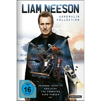 Liam Neeson Adrenalin Collection DVD