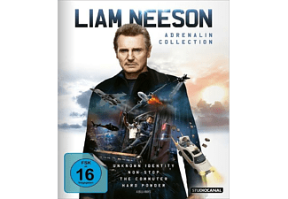 Liam Neeson Adrenalin Collection/Blu-ray Blu-ray