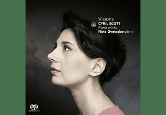 Nino Gvetadze - Visions  - (CD)