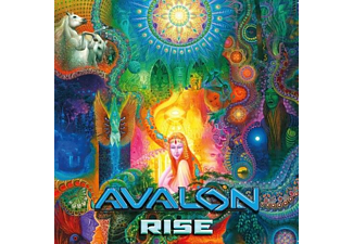 Avalon - RISE  - (CD)