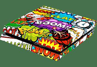 SOFTWARE PYRAMIDE Skins - Sticker für PS4 Konsole, Sticker, Stickerbomb