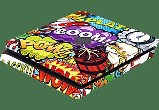 SOFTWARE PYRAMIDE Skins - Sticker für PS4 Slim Konsole, Sticker, Stickerbomb