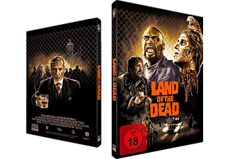 Land of the Dead: Exklusives Mediabook, nummeriert, Cover A Blu-ray