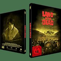 Land of the Dead: Exklusives Mediabook, nummeriert, Cover C [Blu-ray]
