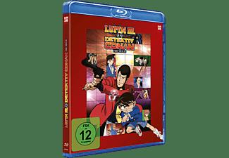 Lupin III. vs. Detektiv Conan: The Movie Blu-ray