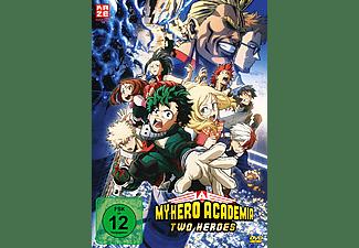 My Hero Academia – The Movie: Two Heroes DVD