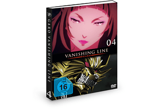 Garo - Vanishing Line - Vol. 4 DVD