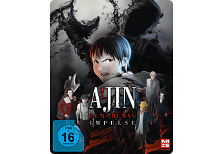 Ajin – Demi-Human: Impulse DVD