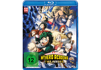 My Hero Academia – The Movie: Two Heroes Blu-ray