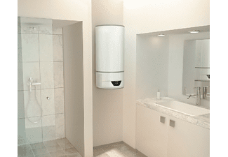 Termo eléctrico - Ariston Lydos Hybrid 100, Wifi, 1200 W, A