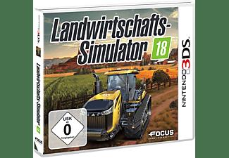 3DS LANDWIRTSCHAFTS-SIMULATOR 18 - [Nintendo 3DS]