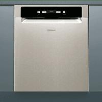 BAUKNECHT BKUC 3C32 X C Geschirrspüler (unterbaufähig, 598 mm breit, 42 dB (A), A+++)