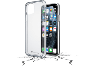 CELLULAR LINE Backcover Clear Duo für Apple iPhone 11 Pro Max, ultra-transparent