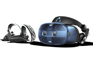 HTC Vive Cosmos VR Brille + 2xController