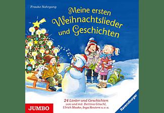 Frauke Nahrgang - Meine Ersten Weihnachtslieder Und Geschichten  - (CD)