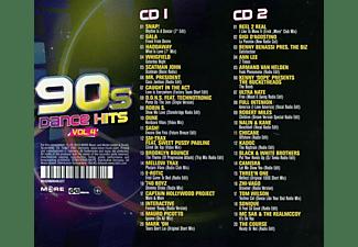 VARIOUS - 90S DANCE HITS VOL.4  - (CD)