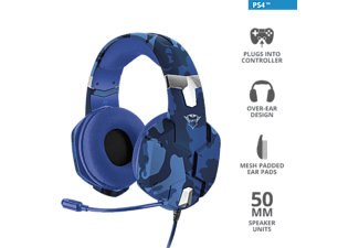 TRUST Casque gaming PS4 GXT322B (23249)