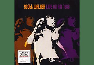 Scott Walker - LIVE ON AIR 1968 (LTD./180G./PURPLE VINYL)  - (Vinyl)