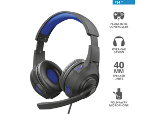 TRUST Ravu Gaming Headset PS4 GXT307B (23250)