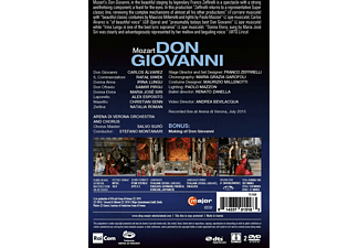 VARIOUS - Don Giovanni  - (DVD)