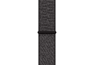 APPLE 40 mm Nike Sport Loop, Schwarz (MX7Y2ZM/A)