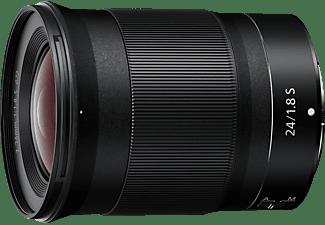 NIKON Z - 24 mm f./1.8 (Objektiv für Nikon Z-Mount, Schwarz)