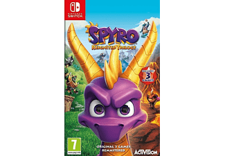 MAGNEW Spyro Reignited Trilogy (Nintendo Switch)