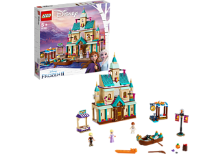 LEGO 41167 Schloss Arendelle Bausatz, Mehrfarbig