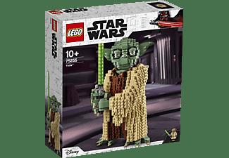 LEGO 75255 Yoda™ Bausatz, Mehrfarbig
