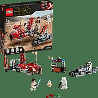 LEGO Pasaana Speeder Jagd Bausatz, Mehrfarbig