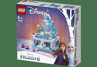 LEGO 41168 Elsas Schmuckkästchen Bausatz, Mehrfarbig