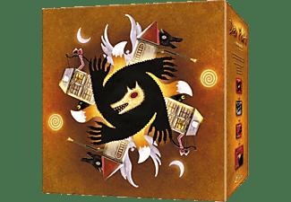 LUI-MEME Die Werwölfe von Düsterwald - Der Pakt Gesellschaftsspiel Mehrfarbig
