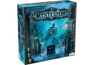 LIBELLUD Mysterium Gesellschaftsspiel Mehrfarbig