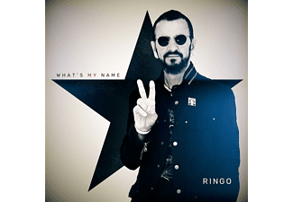 Ringo Starr - What's My Name - (Vinyl)
